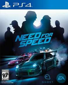 Need for Speed PS4 im PlayStation Store 29,99€