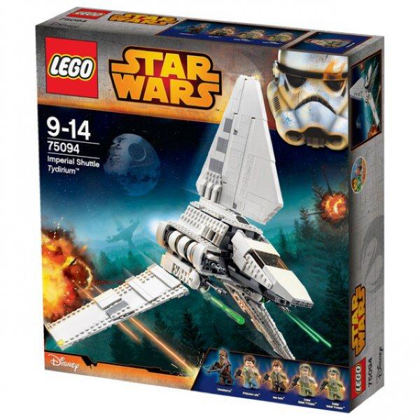Lego Star Wars 75094 Imperial Shuttle bei Metro mit Karte