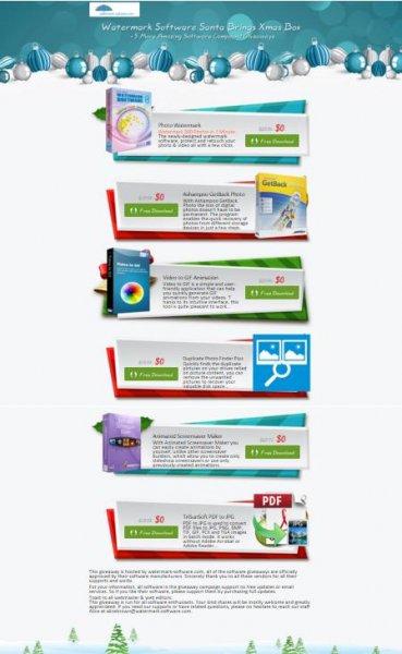 Xmas 6 Freie Software in die Vollversion