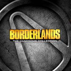 Borderlands - Handsome Collection PS4 (PSN Download)