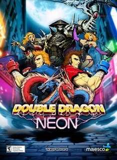 (STEAM) Double Dragon: Neon für 90 Cent @ Indiegala