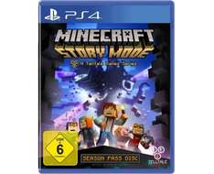 [smdv.de] Telltale Games : Minecraft Story Mode (PS4) für 22,61€