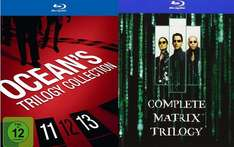 [Amazon Prime] Ocean's Trilogy Collection / Matrix - The Complete Trilogy  je 14,97€