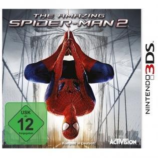 [redcoon.de] Amazing Spiderman 2 (3DS) für 9,99€ inkl. Versand