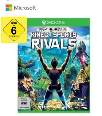 Ausverkauft -(redcoon.de) xbox one Kinect Sports Rivals 9,99 euro + Versandkosten 1,99 euro