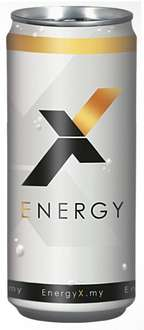 @amazon Palette EnergyX 24x 0,25l - Energy Drink für 7,99€