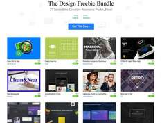 Design Resouce Bundle 4 FREE
