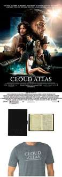 Kinoerfolg : Film Cloud Atlas mit u.a. mit. Tom Hanks kostenlos anschauen