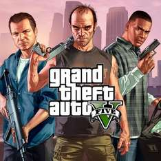 [Proxy] Grand Theft Auto V [nuuvem]