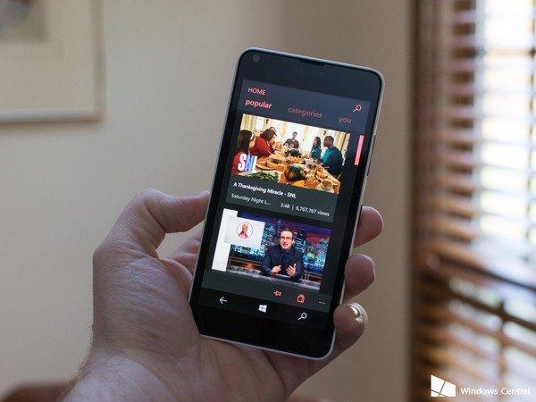 myTube! Windows 10 Mobile / Windows 10 am 25.12. kostenlos