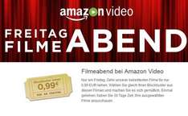 """[Amazon] """"Freitagskino 10 Filme in HD für je 99 Cent"""" (Ausleihen)"""