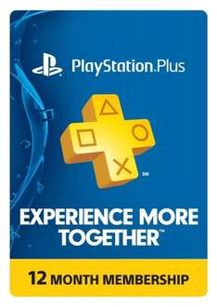 [US] 1 Jahr PlayStation Plus für US-Accounts (Digital Code)