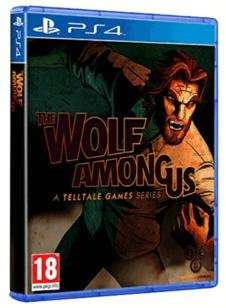 [game.co.uk] The Wolf Among Us PS4 für 10,80€ inkl. Versand