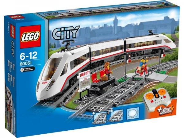 Lego 60051 Hochgeschwindigkeitszug bei d-living für 69,94