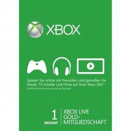 Xbox Live 1 Monat für 1€ @Microsoft Store für Silbermitglieder