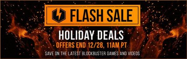 PSN Store Canada Flash Sale! PS4