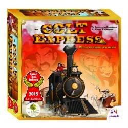[d-living] Ludonaute Colt Express für 0,03€ inkl. Versand