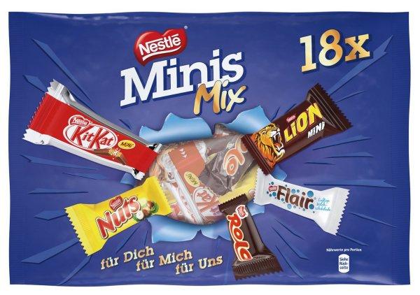 Amazon Prime : Nestlé Mini Mix Beutel, 6er Pack (6 x 267 g) - Nur 10,47 €
