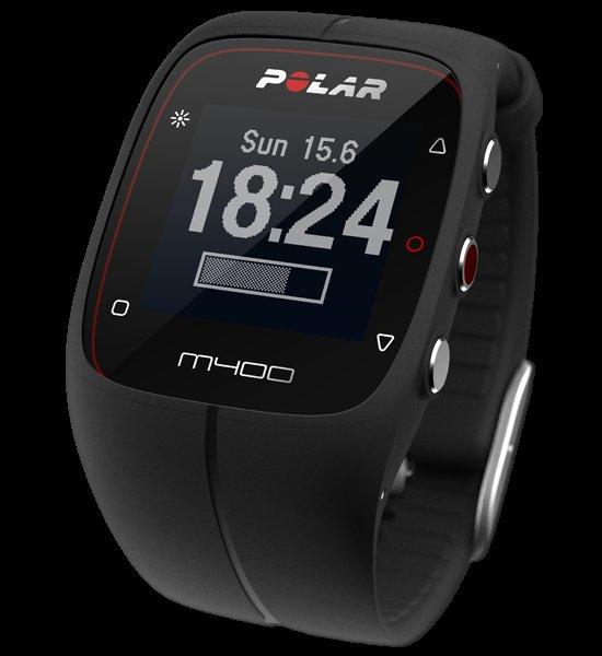Polar M400 schwarz GPS Trainingscomputer 67,98 € [about you -50% christmas Aktion]