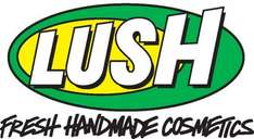 Lush - Fresh Handmade Cosmetics - 50% Winter-Sale