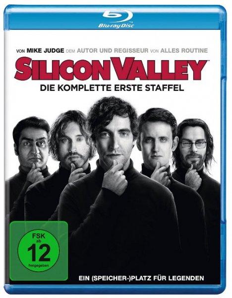 [amazon.de] Silicon Valley - Die komplette erste Staffel [Blu-ray] für 14,97€ mit Prime