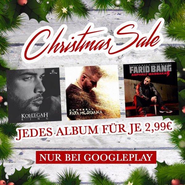[GooglePlay] Kollegah-King, KCRebell-Fatamorgana, FaridBang-AsphaltMassaker3 für je 2,99€