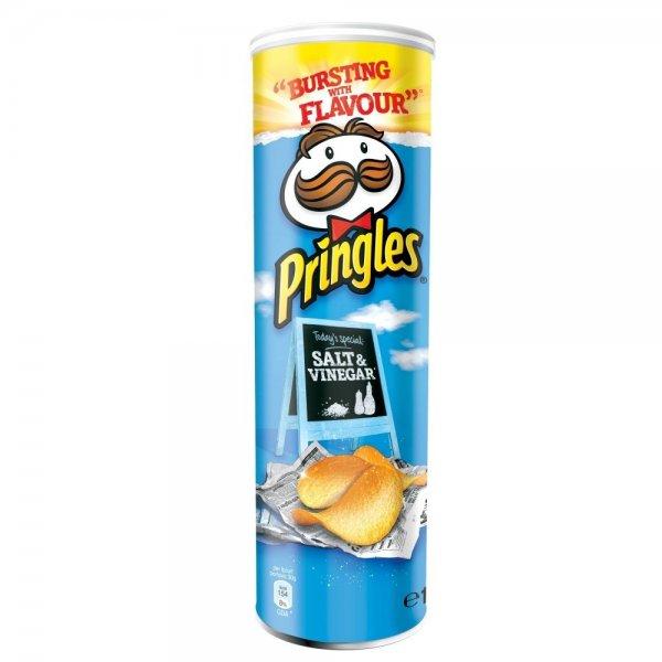 [ZIMMERMANN] KW53 Pringles Salt & Vinegar (190 g) für 0,89 € (Angebot) [28.12.2015 - 02.01.2016]