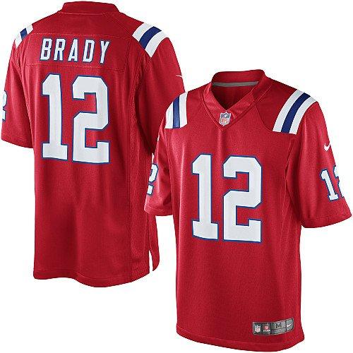 Diverse NFL Trikots 20% reduziert (Patriots, Bills, Chiefs... Trikots für 67,99 Euro) @nike.com
