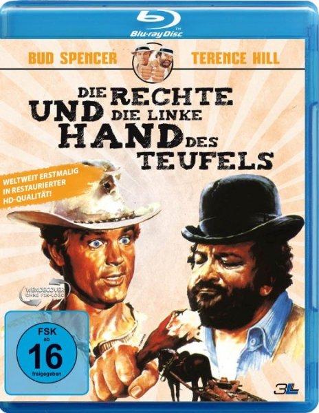 [amazon.de] Die rechte und die linke Hand des Teufels [Blu-ray] für 5,82€ mit Prime ( bei müller für 4,99€)