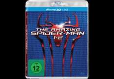 The Amazing Spider-Man / The Amazing Spider-Man 2: Rise of Electro (3D + 2D Version)