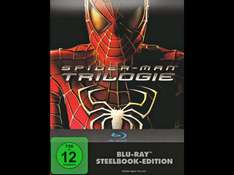 [Saturn] Spiderman-Trilogie Steelbook für 9,99€