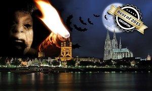 Köln : Nachtwächtertour - ab 9,50 pro Person € @ Groupon ( + Qipu möglich)