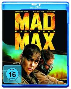 Mad Max: Fury Road [Blu-ray] für 8,97€ bei Amazon.de (Prime)