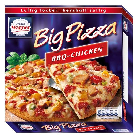 [Kaufland] Wagner Big Pizza, 1,77 € statt 2,49 € ab Montag 28.12.2015