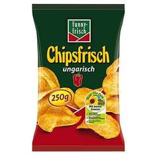 [Norma] Funnyfrisch, Chipsfrisch XXL 250g 1,39 € versch. Sorten.