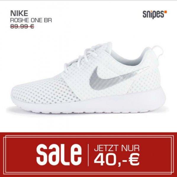 Nike Roshe One BR 40€ [Lokal Köln Hohestr.]