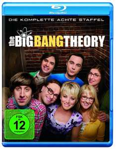 [Amazon] The Big Bang Theory - Staffel 8 [Blu-ray]