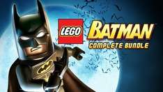 [Steam] LEGO Batman Complete Bundle für 14,99€ @ Bundle Stars