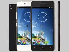 "Kazam Tor­na­do 348 Smartphone ""Schwarz&Weiss"" [Ul­tra-SLIM 5. 15mm, 4.8 Zoll HD-Dis­play, 1.7 Ghz Oc­ta-Co­re-Cpu, 8MP Ka­me­ra]@NOTEBOOKSBILLIGER"