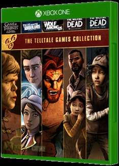 [XBOX] The Telltale Games Collection (TWD S1&2; Wolf among Us; GoT; Borderlands)