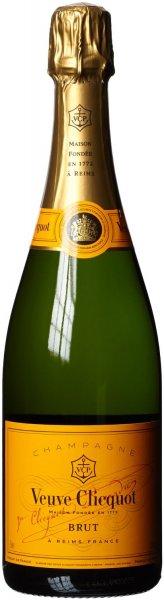 [AMAZON PRIME] Champagner - Veuve Clicquot Brut Yellow Label (1 x 0.75 l) - 29,99