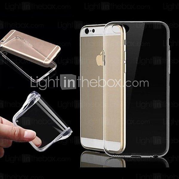 iPhone 6 Transparent Hülle
