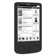 [real] Trekstor eBook Reader Pyrus 2 LED