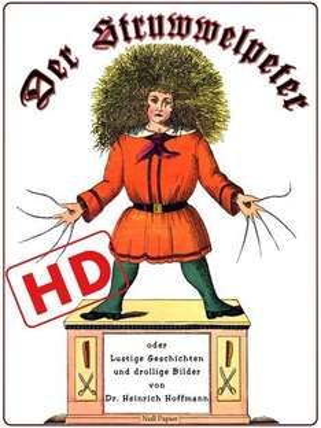 [Thalia.de] Der Struwwelpeter oder lustige Geschichten und drollige Bilder [in HD als ePUB oder pdf]