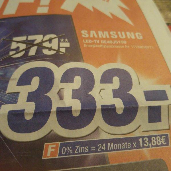 Lokal Samsung UE40J5150 Expert Klein