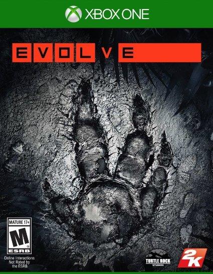 [Amazon.FR] Evolve   Xbox One (10,80€)