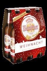 Penny & Netto Bundesweit Warsteiner Weihnachtsbier mit Scondoo gratis