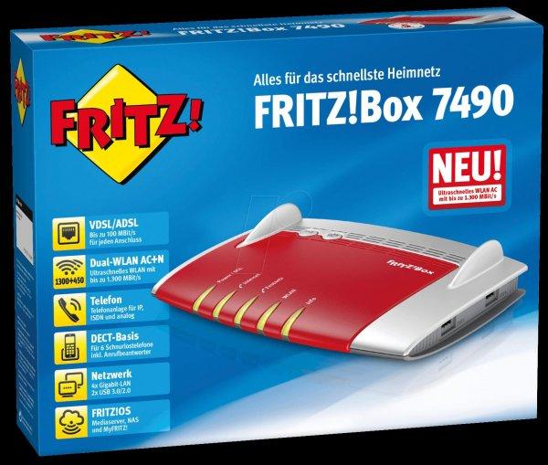 @Conrad.com Fritzbox 7490