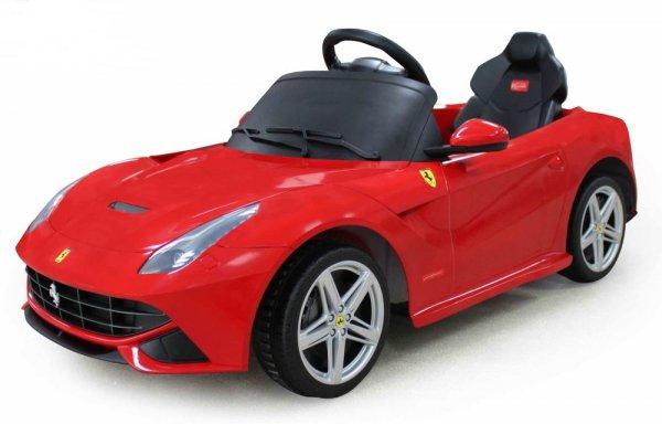 Ferrari F12 Berlinetta Kinder Elektro Auto mit 12Volt für 255,90€ [+ 37,35€ Rakutenpunkte] bei Rakuten