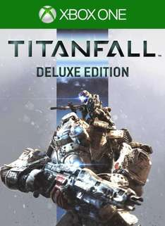 Titanfall Deluxe XBOX ONE (mit Live Gold)